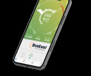 BioEsol Solución de Almacenamiento de Energía